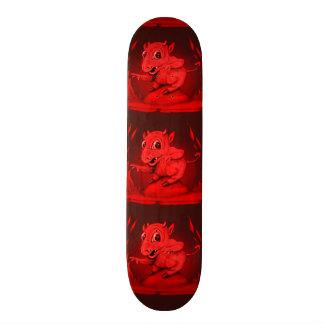 Planche à roulettes ÉTRANGÈRE de BANDE DESSINÉE de Skateboard Old School 18,1 Cm