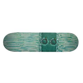 Planche à roulettes girly de Gliz et de Bling