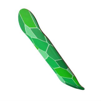 Planche à roulettes organique moderne fraîche de m planches à roulettes
