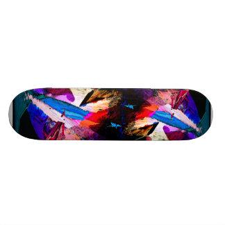 Planche à roulettes skateboards personnalisables