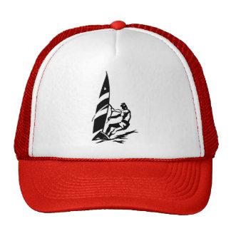 Planche à voile casquettes