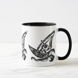 Planche à voile géniale mug