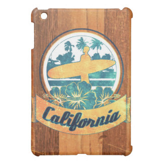 Planche de surf de la Californie Coques iPad Mini
