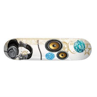 Planches À Roulettes Customisées Écouteurs