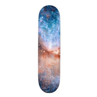 Planches À Roulettes Customisées Étoile S106 formant la région - photo de l'espace