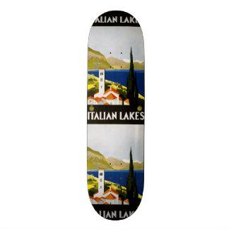 Planches à roulettes italiennes de l'Italie de