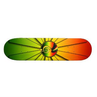 Planches À Roulettes Planche à roulettes de Rasta