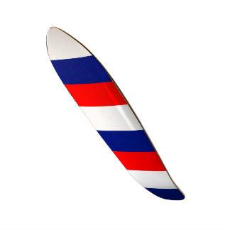 Planches à roulettes STRIPE20 tricolores de la