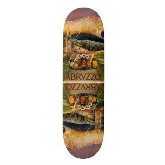 Planches à roulettes vintages d'Abrvzzo Italie de