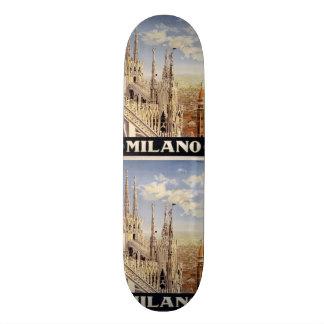 Planches à roulettes vintages de Milan Milan