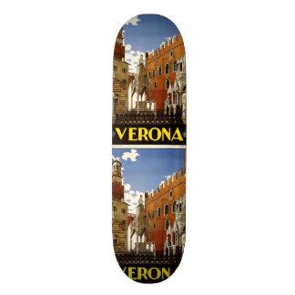 Planches à roulettes vintages de Vérone Italie de