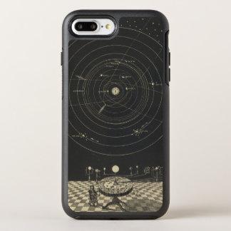 Planétaire, système solaire coque OtterBox symmetry iPhone 8 plus/7 plus