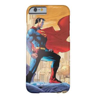 Planète quotidienne de Superman Coque Barely There iPhone 6