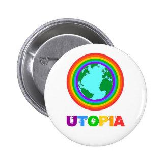 Planète Utopia Pin's