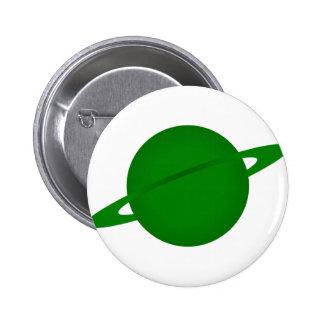 Planète verte badges