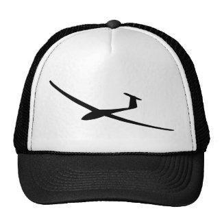 planeur de planeur casquette