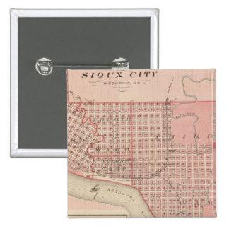 Plans de Sioux City, Le Mars Pin's