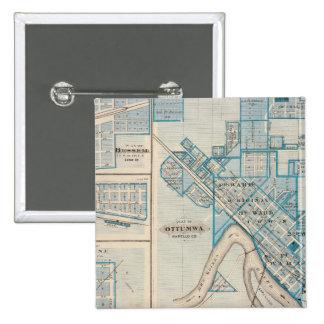 Plans d'Ottumwa, Russell, Scranton Pin's