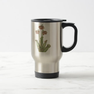 Plante carnivore - purpurea de Sarracenia Mug De Voyage