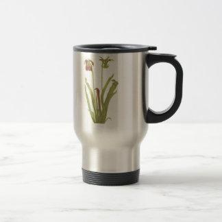 Plante carnivore - rubra de Sarracenia Mug De Voyage