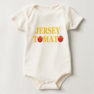 Plante grimpante de bébé de tomate du Jersey Body