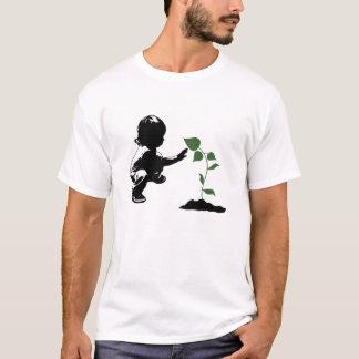 Plante pour notre T-shirt de planète