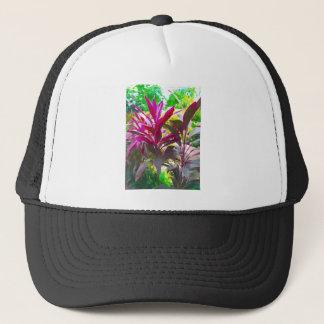Plante rouge-rose à Key West Casquette