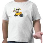 Plante triste de participation de robot de WALL-E T-shirt