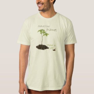 Plantez un arbre t-shirt