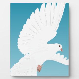 Plaque Photo Aile d'animal de nature de plume d'oiseaux