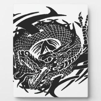 Plaque Photo Black Dragon 2.gif