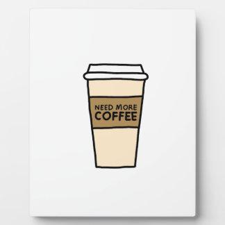 Plaque Photo Chemises d'AMANT de CAFÉ, accessoires, cadeaux