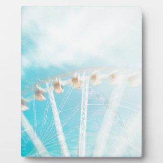 Plaque Photo Dans le ciel
