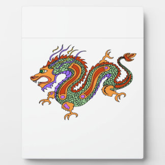 Plaque Photo Dragon