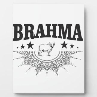 Plaque Photo Étoiles du taureau de Brahma