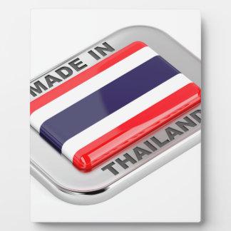 Plaque Photo Fabriqué en Thaïlande