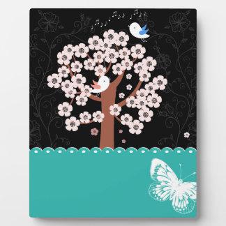Plaque Photo Floral, art, conception, beau, nouvelle, mode