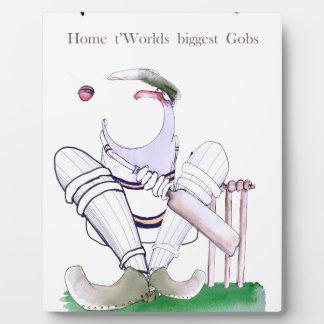Plaque Photo Gueules de cricket de Yorkshire d'amour plus