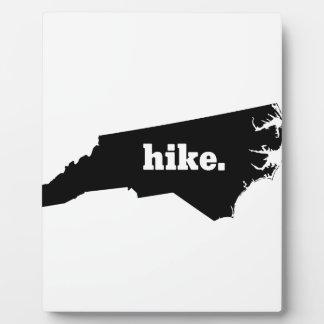 Plaque Photo Hausse la Caroline du Nord