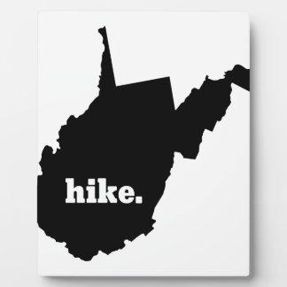 Plaque Photo Hausse la Virginie Occidentale