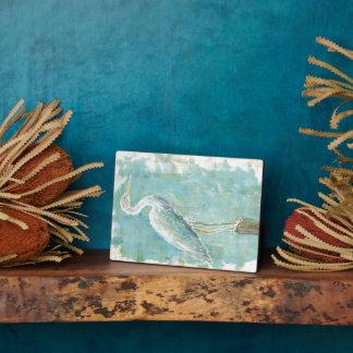 Plaque Photo Héron tropical des oiseaux | toujours