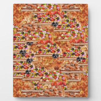 Plaque Photo jPizza