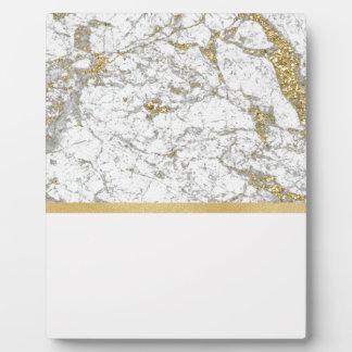 Plaque Photo La Riviera d'or rougissent marbre