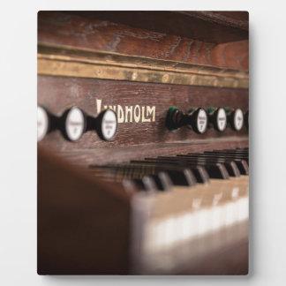 Plaque Photo Musique vieille Pologne antique d'instrument de