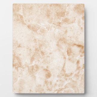 Plaque Photo Nouvelle conception de marbre moderne de motif