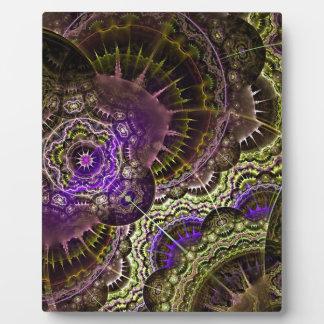 Plaque Photo Nouvelle copie acrylique d'art abstrait