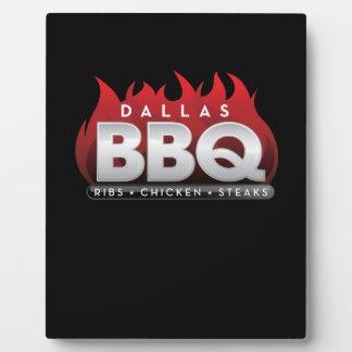 Plaque Photo Panneau dur de BBQ de Dallas