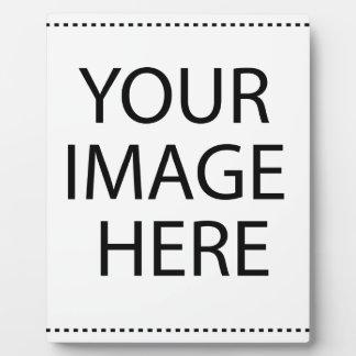 Plaque Photo Princesse noire de marin