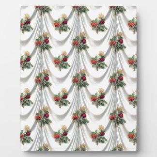 Plaque Photo s'est levé floral, art, conception, beau,