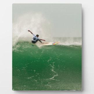 Plaque Photo Surf à Biarritz